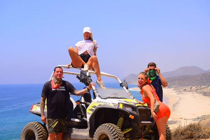 Cabo Original Real Baja 1000 Tour (Triple UTV)