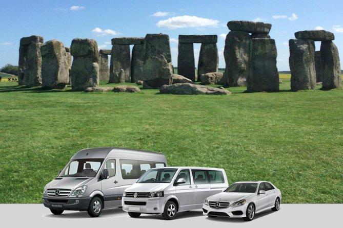 Southampton Cruise Terminal to London Via Stonehenge