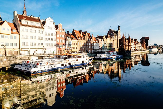 Private Transfer from Warsaw to Gdansk with 2h of Sightseeing