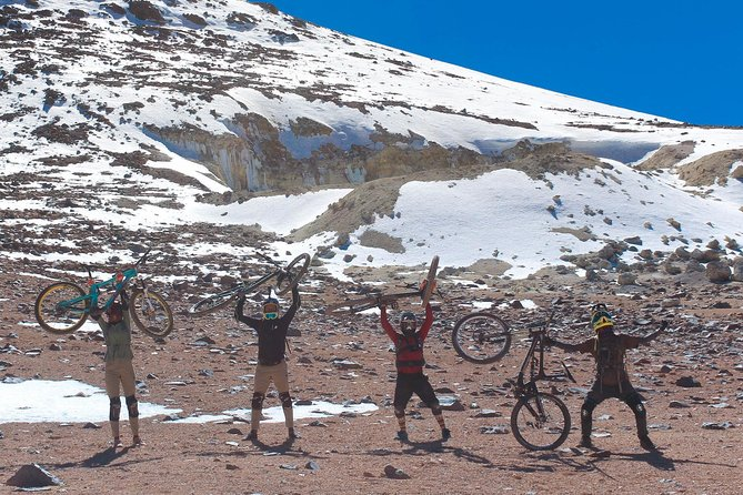 RIDE ATACAMA DOWNHILL - Tour 5200MASL