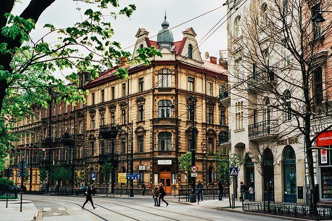 Private Transfer from Warsaw to Krakow with 2h of Sightseeing