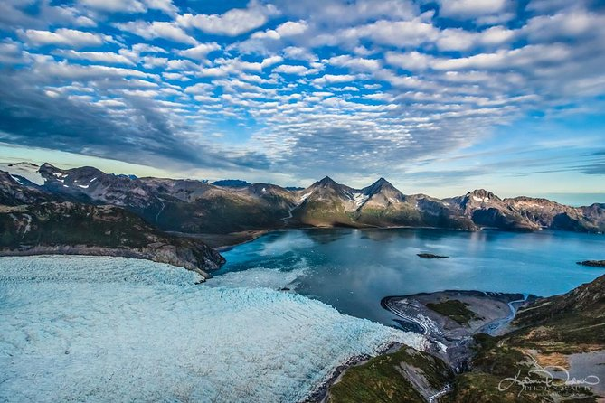 60 Minute Scenic Flight over Kenai Fjords and Chugach National Forest