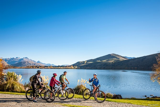 Full-Day Bike Tour of Queenstown Trails