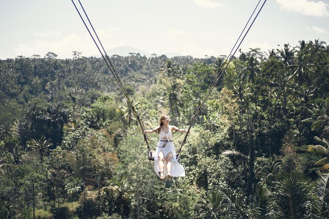 Private Tour: Bali Volcano with Jungle Swing Experience