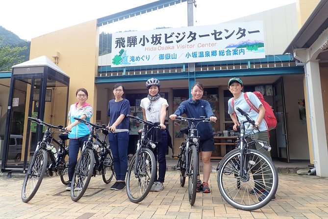 Hida-Osaka E-Bike Tour