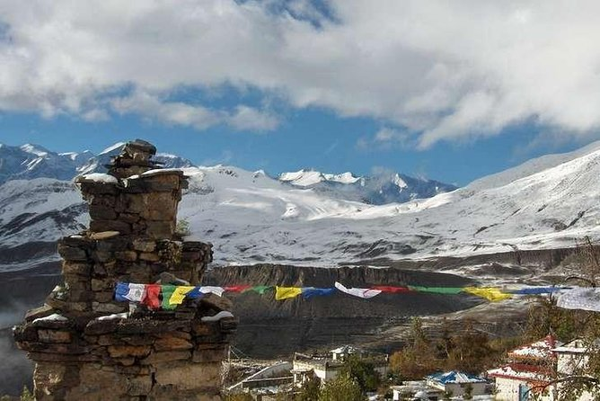 Jomsom Muktinath Jeep Tour from Pokhara - 4 Days