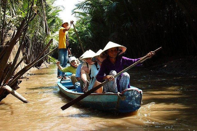 Full-Day Cai Be Floating Market With Cooking Class from Saigon