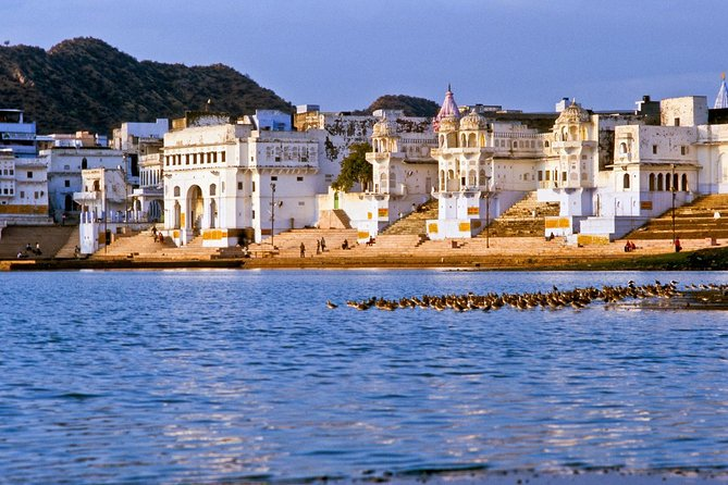 6 Day Golden Triangle Tour with Pushkar from Delhi