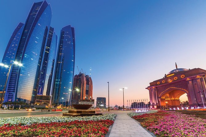 Abu Dhabi Full day Tour without lunch from Dubai