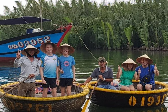 Hoi An CountrysideTour with 3 Local Villages &Hoi An Walking Tour & Night market