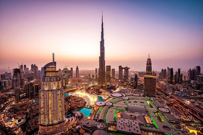 Dubai half day tour with Entry ticket to Burj Khalifa at the Top