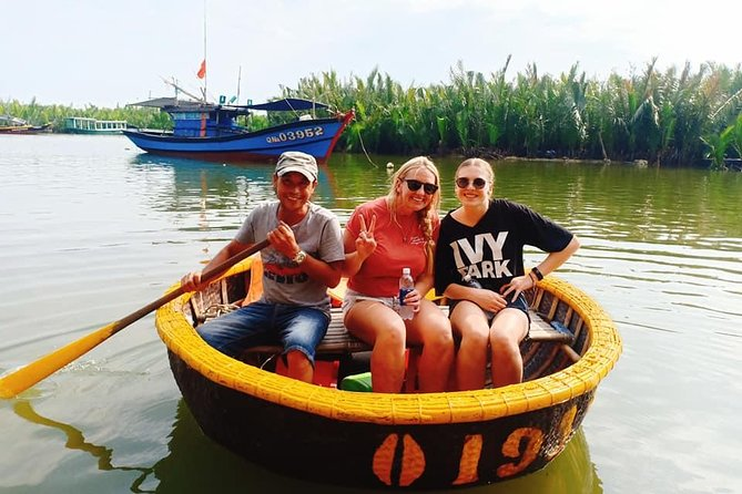 Hoi An Countryside Tour with 3 Villages & Authentic Lunch , Herbal Foot Massage