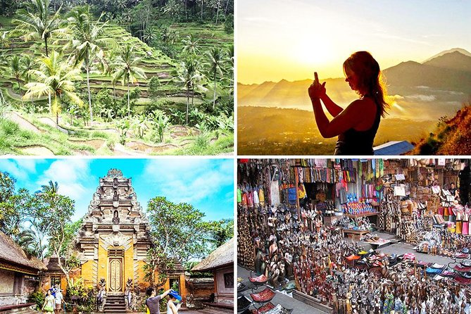Bali Sunrise Trekking and Ubud Full Day Tour