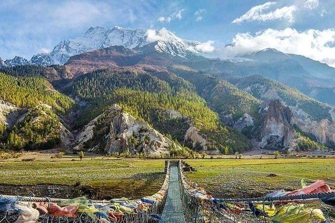 Annapurna Circuit with Tilicho Lake Trek 19 Days