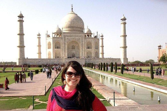 Taj Mahal Same Day Private Tour From Delhi By Car