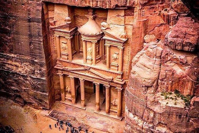 Petra (Privet) tour from Aqaba Hotels, Port, airport