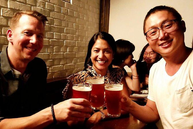 Beijing Craft Beer Fans Hutong Dinner Tour