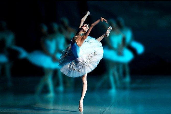Russian ballet in Saint-Petersburg