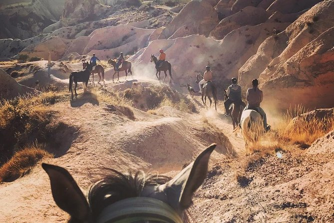 4-Hour-Horsebackriding-Tour through Cappadocia photo 10