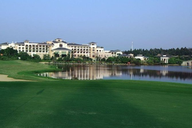 2-Night Guangzhou Country Garden Holiday Islands Hotel and Hot Spring Package