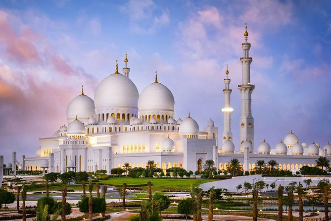 Abu Dhabi City Tour with Grand Mosque Visit by Professional Guide photo 1