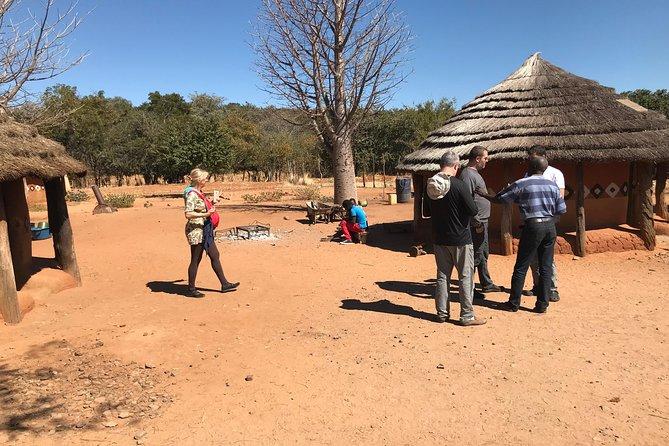 5 Day Victoria Falls Cultural Tour and Game Viewing Safari