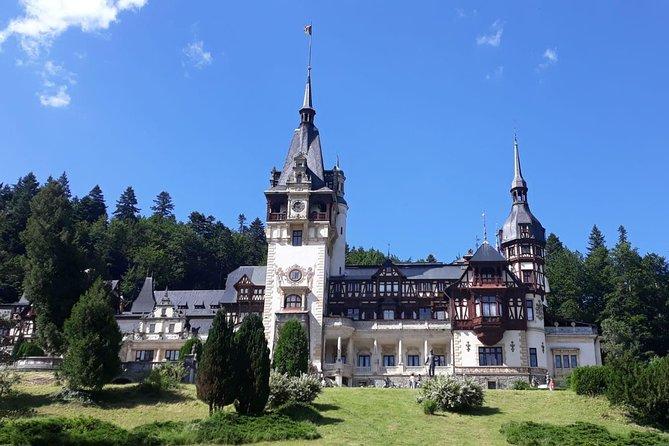 Dagtrip in Transsylvanië: Bran -Dracula's Castle en Peles Castle vanuit Boekarest