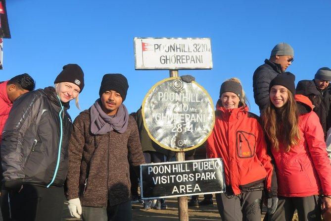Poonhill & Ghorepani Trek- 09 Days