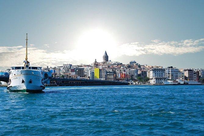 Bosphorus Cruise & Golden Horn Sightseeing Morning Tour
