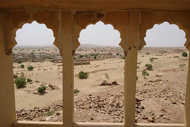 Day Trip to Sam Dunes, Kuldhara and Khabha, Jaisalmer - A Guided Private Tour