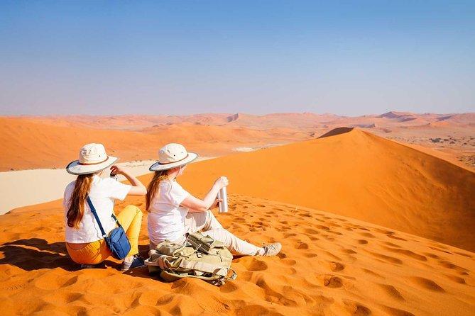 Dubai desert safari in the afternoon without BBQ dinner MyHolidaysAdventures