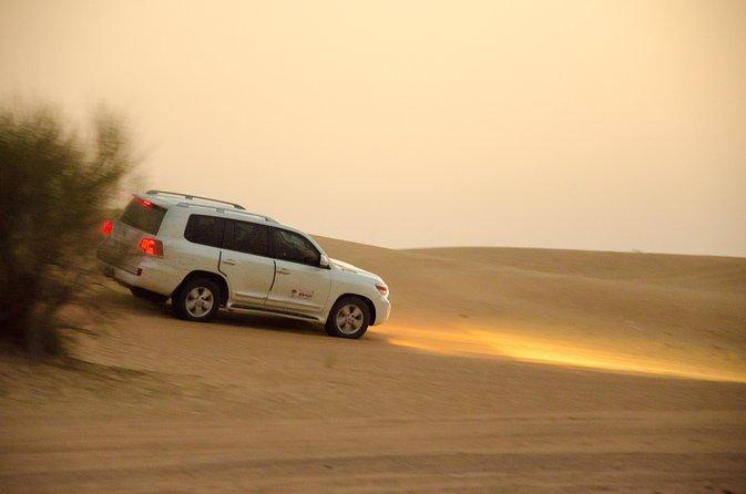 Desert Safari a Thrilling and Fun-Filled Package #Desert Safari