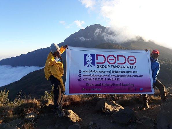 4/N-5/D Mount Meru Hike