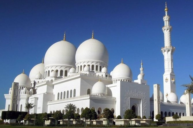 Abu Dhabi City Tour + Louvre Museum Tour