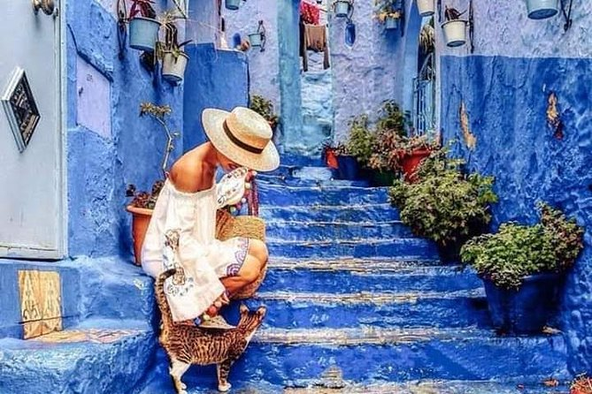Chefchaouen Day Trip! The Blue Pearl photo 7