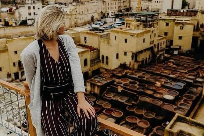 Half Day Tour in Fez Medina (private tour guide)