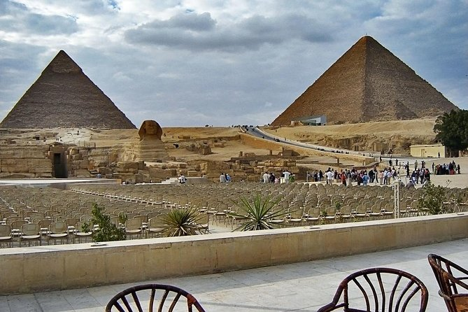 Cairo and Luxor in Two Days from Hurghada