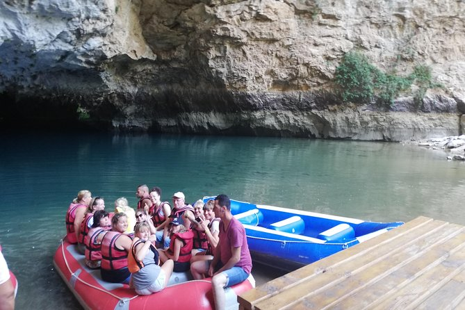 Side: Excursion to Altinbesik Cave and Ormana Village