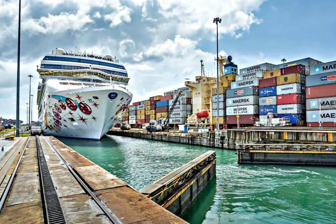 Complete Transit By The Panama Canal