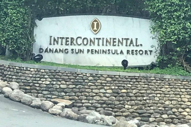 Private Car from InterContinental Danang To Ba Na Hill Round Trips