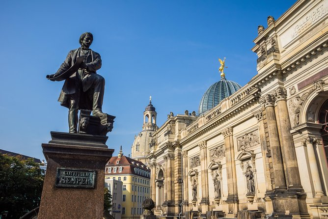 Private Tour to Dresden from Prague