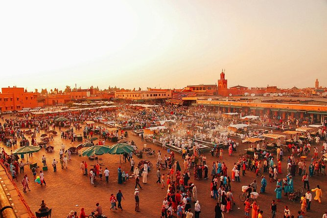 Fes to Marrakech 4 days desert tour via Merzouga
