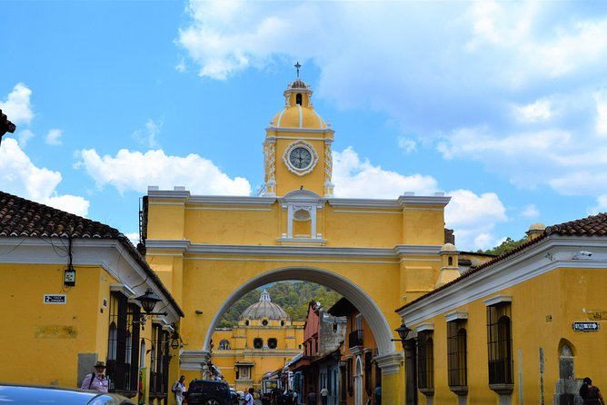 Walking Tour Antigua
