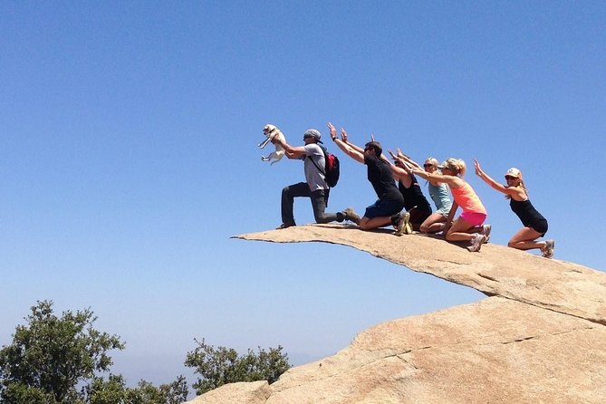 Potato Chip Rock Hiking - Round Trip Transportation
