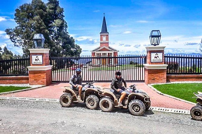 Guatapé + ATV Bundled Adventure Tour