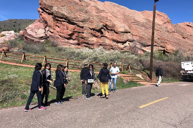 Private customized tour of Denver, Red Rocks, Golden and Boulder