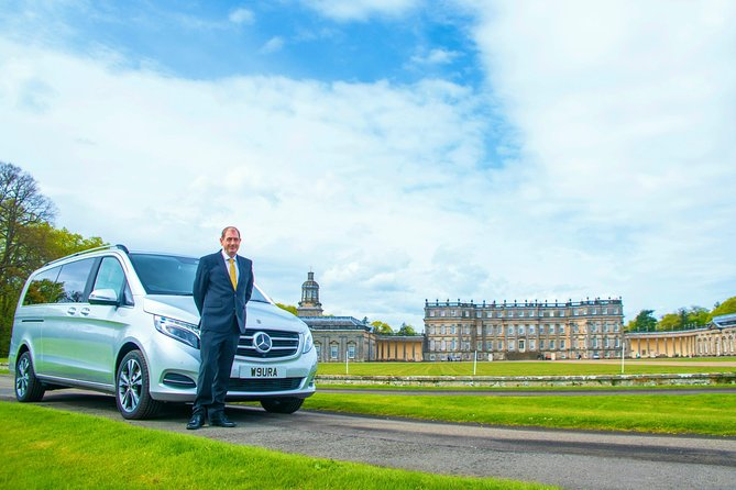 Trump Turnberry Resort to Edinburgh Luxury Taxi Transfer