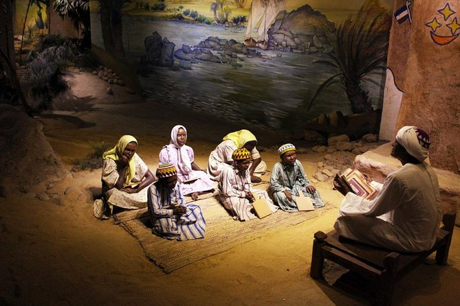 The Nubian Museum in Aswan photo 3