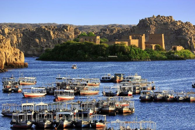 Day Tour to Aswan From Luxor by Train