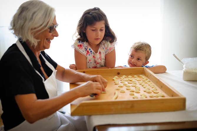 Young Italian Chefs: Kids' Pasta Class at a Cesarina's home in Milan